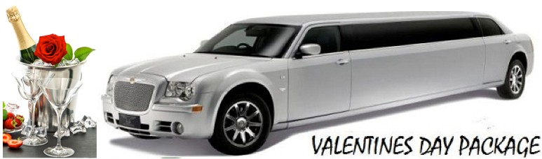 Atlantic City Valentines Day Limo